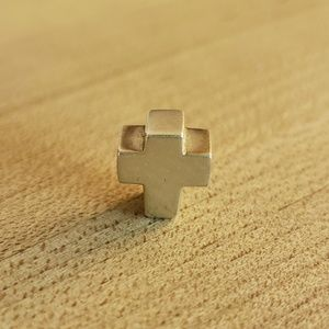 Authentic Chamilia Cross Charm